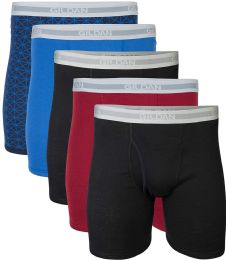 144 of Mens Imperfect Wholesale Gildan Boxer Briefs, Assorted Sizes And Colors