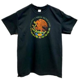 12 Wholesale Mexico Style T Shirt