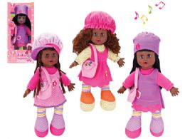 18 Units of Beauty Baby Doll With Sound - Dolls