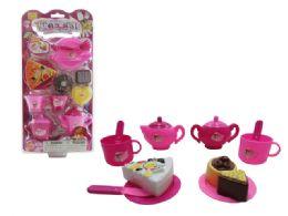 36 Units of Tea Play Set - Light Up Toys