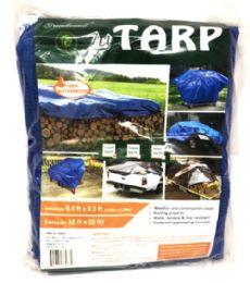 15 of 10x10 Blue Tarp