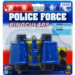 48 Units of Toy Binoculars On Blister Card - Binoculars & Compasses