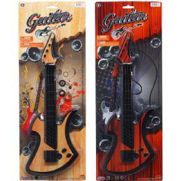 36 Bulk Guitar On Blister Card