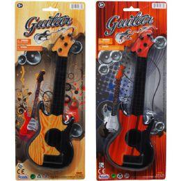 48 Bulk Guitar On Blister Card