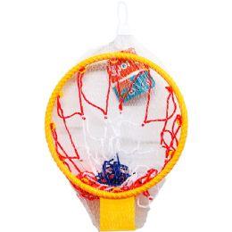 72 of Basketball Rim With Deflated Ball