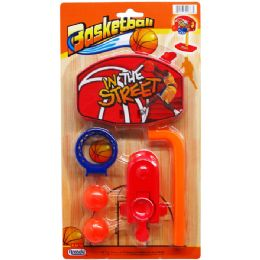 48 of Table Mini Basketball Game Set In Blister Card