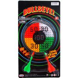 72 of 2 Dart Bullseye Target Game Set