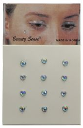 96 Wholesale Body Jewelry Assorted Glow In The Dark