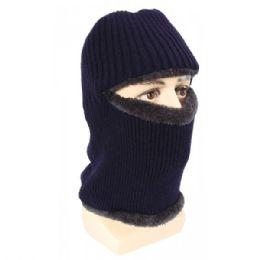 36 Units of Hole Beanie With Neck Warmer - Unisex Ski Masks