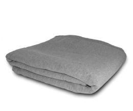 24 Units of 54x84 Oversized Sweatshirt Blanket - Fleece & Sherpa Blankets