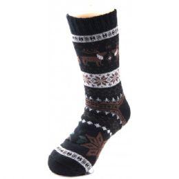 48 Bulk Men's Winter Sock
