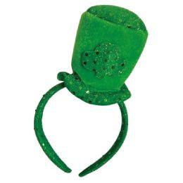 96 Units of Saint Patrick's Headband - St. Patricks