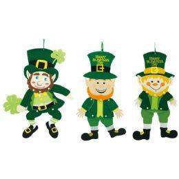 108 Units of Saint Patricks Hanging Decoration - St. Patricks
