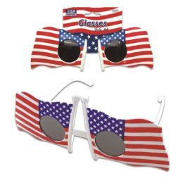96 Wholesale July 4th Glasses
