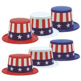 144 Wholesale July 4th Hat