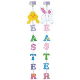 96 Wholesale Easter Hanging Decoration
