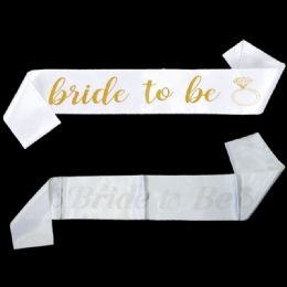 120 Wholesale Bride To Be Straps