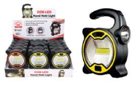 24 Bulk Hand Held Cob Led Worklight