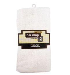 24 Units of Bar Mop Towel - Kitchen Towels