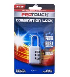 24 Wholesale 3 Digit Combination Lock