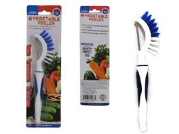 144 Units of 3 In 1 Vegetable Peeler - Face Mask