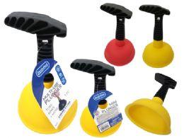 24 Units of Mini Plunger - Plumbing Supplies