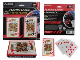24 of Playing Cards 2 Pack