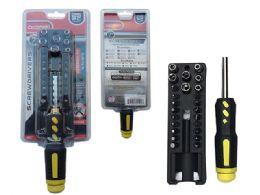 24 Units of Screwdriver And Socket Set - Screwdrivers and Sets