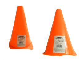 96 Units of Safety Cone Markers 4 Piece Orange - Sporting and Outdoors