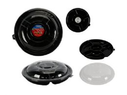 24 Units of Chip And Dip Carrier With Lid - Food Storage Containers