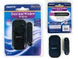 72 Units of Door Alarm Black Color - Electronics