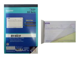 72 Units of Invoice Books - Sales Order Book