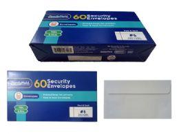 24 Bulk 60 Piece Security Envelopes Peel And Stick