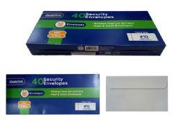 24 Bulk 40 Piece Security Envelopes Peel And Stick