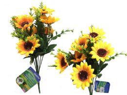 72 of 26 Head Sunflower Bouquet