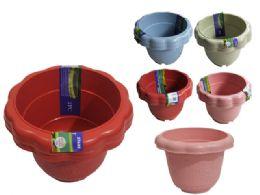 48 Units of 2 Piece Flower Pot Planter - Garden Planters and Pots