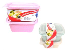 72 Units of Rectangle Food Container - Food Storage Containers