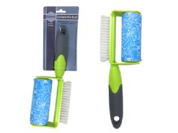 72 Units of Lint Roller With Brush - Home Accessories