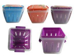 72 Wholesale Locking Storage Container Basket