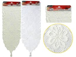 144 Units of Hanging Lace Table Runner - Table Runner