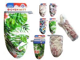 144 Units of Oven Mitt - Oven Mits & Pot Holders