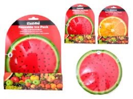 72 Units of Reusable Ice Pack - Freezer Items