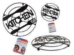 120 Units of Metal Hot Pad - Coasters & Trivets