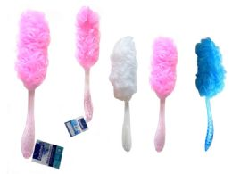 72 of Bath Scrubber With Handle