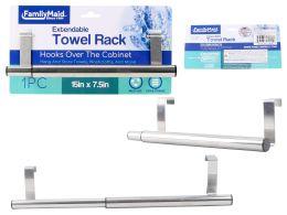 24 Bulk Extend Over Door Towel Holder