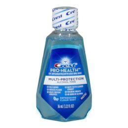 48 Units of Crest PrO-Health Rinse - 1.22 Oz. - Hygiene Gear