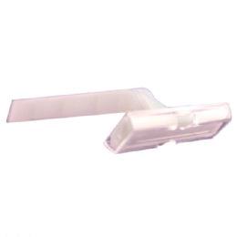 1000 Bulk Clear Single Blade Razor
