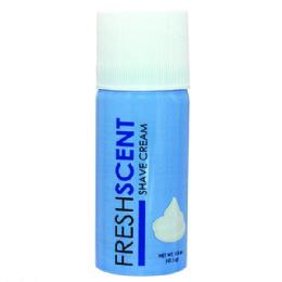 144 Bulk Freshscent 1.5 Oz. Aerosol Shave Cream