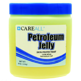 96 Units of Careall 8 Oz. Tub Of Petroleum Jelly - Skin Care