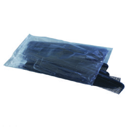1440 Bulk 7 Inch Black Comb